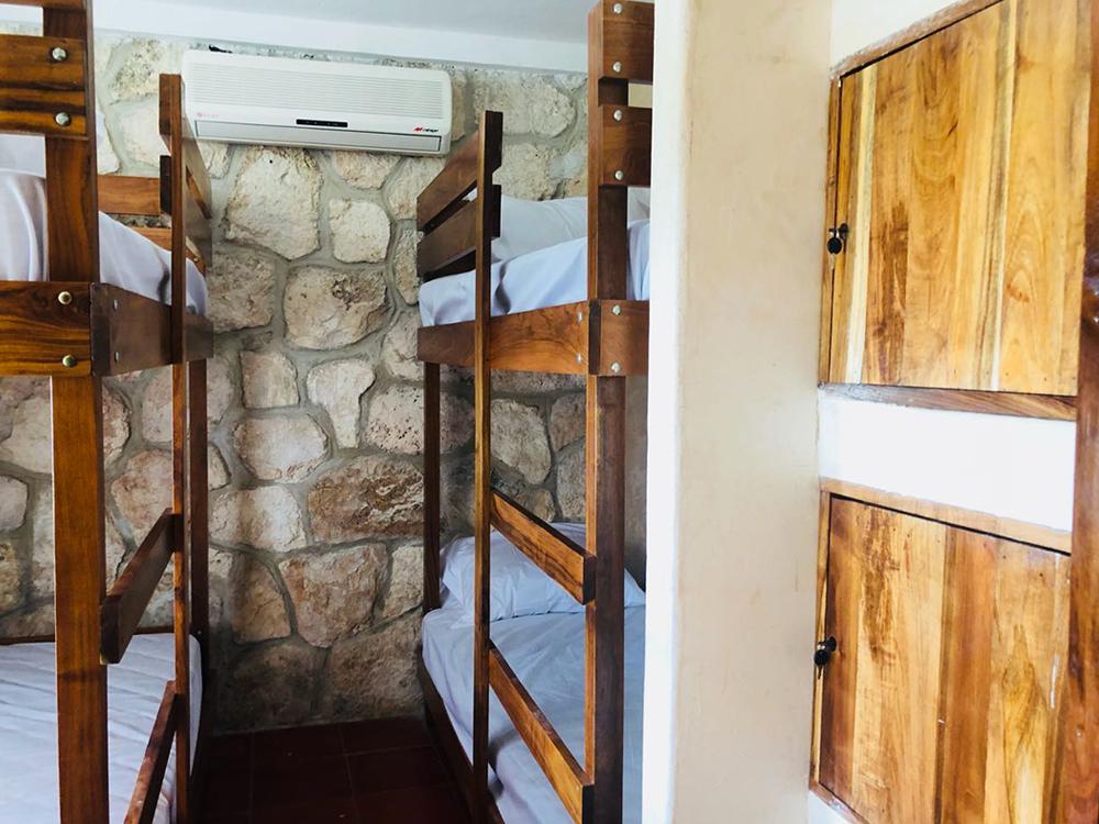Dormitorio compartido Casa Bakal