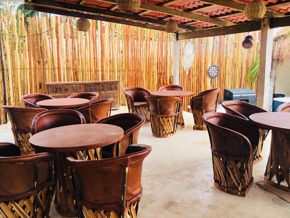 Terraza Casa Bakal
