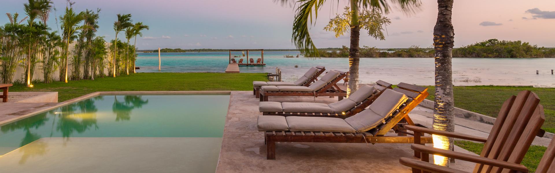 CasaBakal Bacalar Quintana Roo